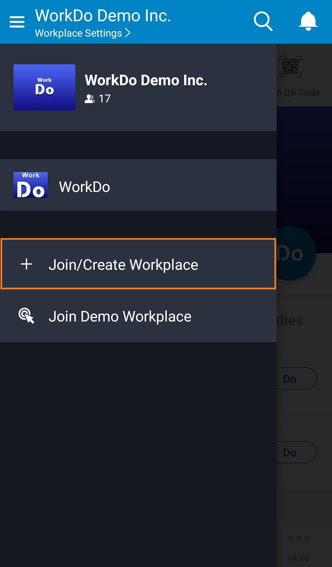 Mobile- Create Workplace 2