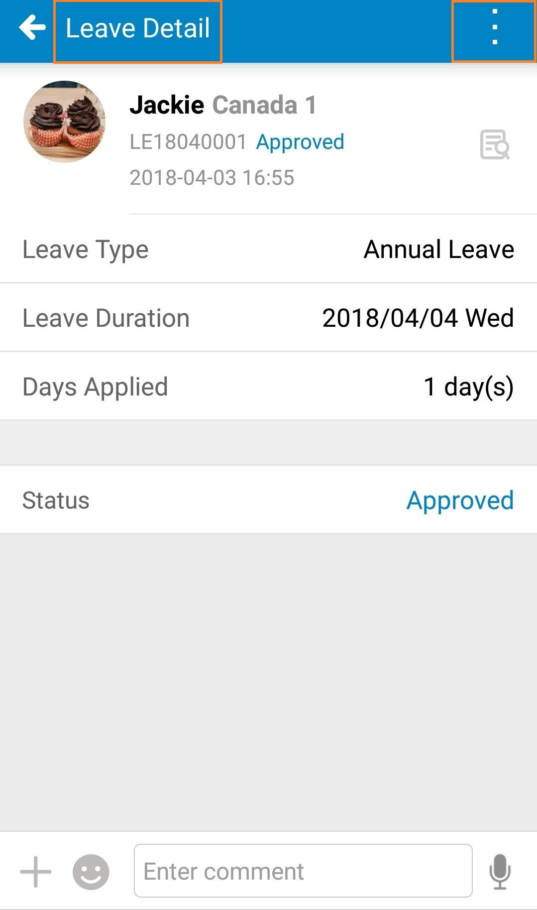 WorkDo-Leave detail report 01