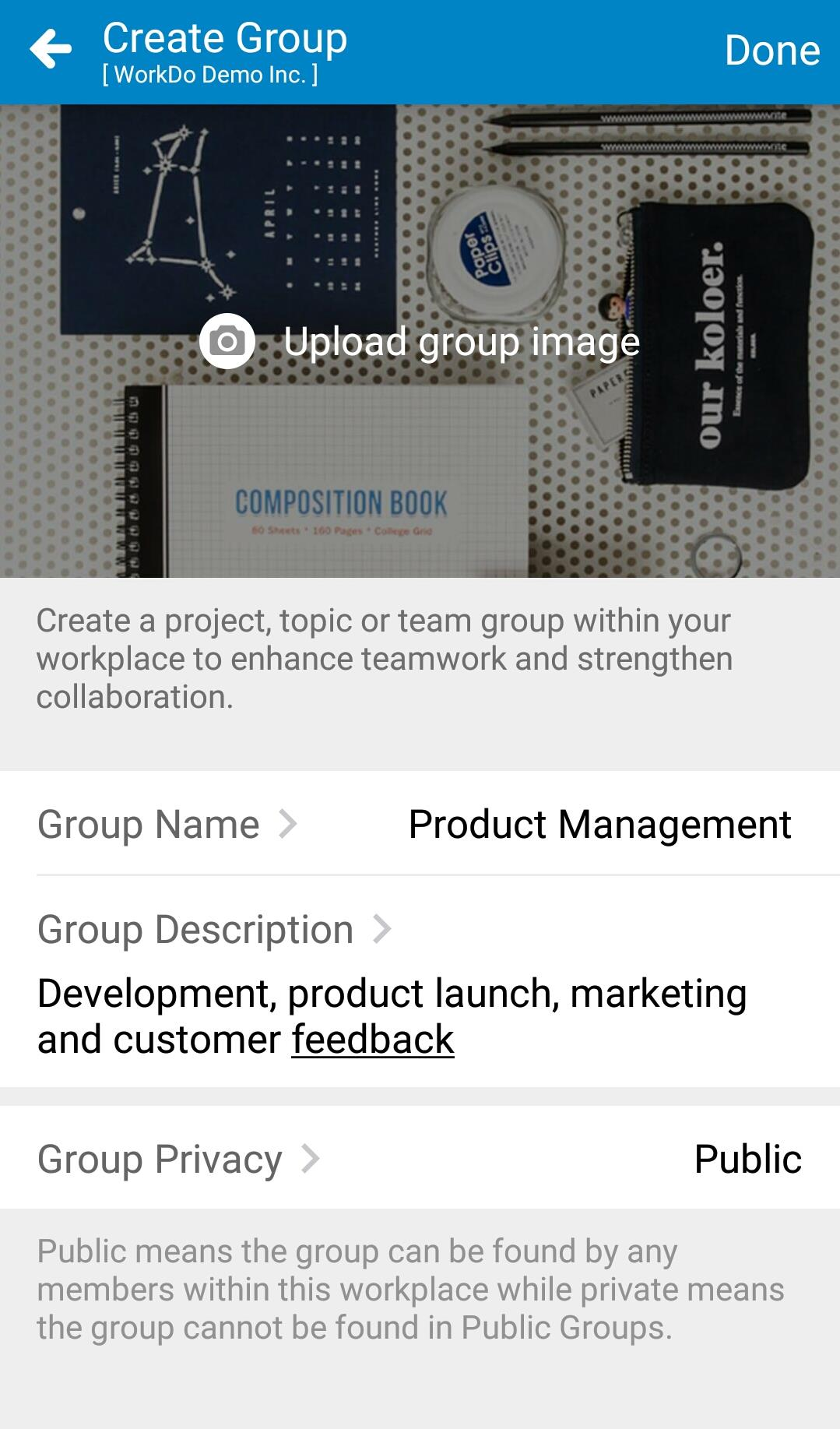 Mobile-Create Groups 02