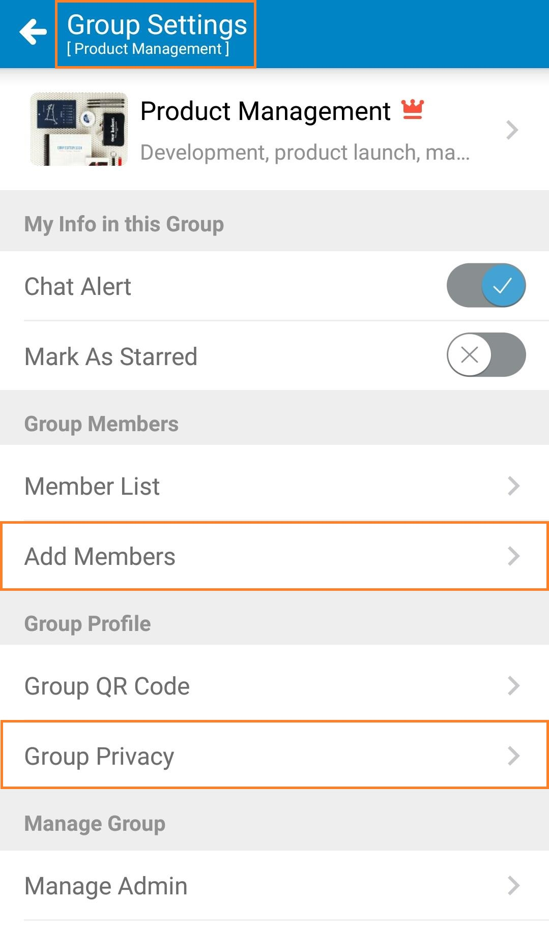 Mobile-Create Groups 03
