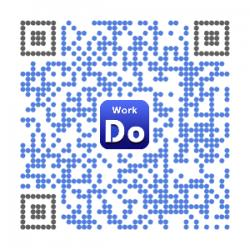 WorkdDo QR code